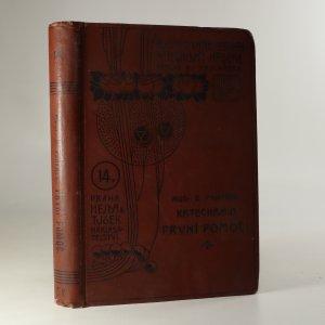 náhled knihy - Katechismus první pomoci