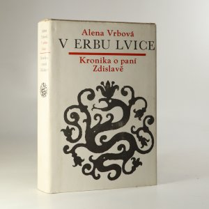náhled knihy - V erbu lvice. Kronika o paní Zdislavě.
