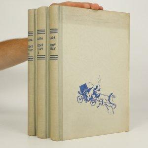 náhled knihy - Železný Gustav I.-III. (ve 3 svazcích)