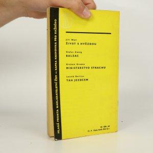 antikvární kniha Rozhořčený mladý muž, 1964