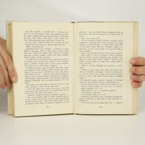antikvární kniha Stříbrná paruka, 1954