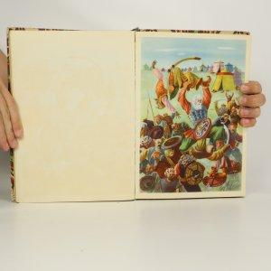 antikvární kniha Bohatýři, 1951