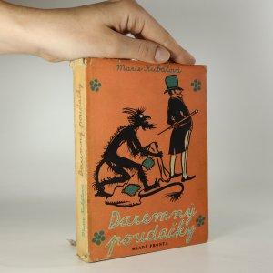 náhled knihy - Daremný poudačky