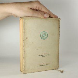 antikvární kniha Daremný poudačky, 1956