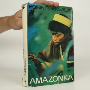 náhled knihy - Amazonka