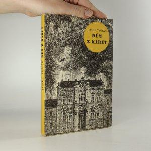náhled knihy - Dům z karet