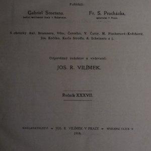 antikvární kniha Malý čtenář. Kniha české mládeže. Ročník 37., 1918