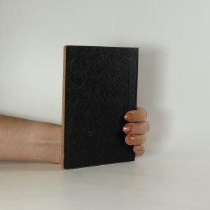 antikvární kniha Hubička , 1917