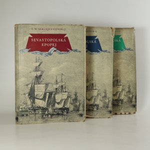 náhled knihy - Sevastopolská epopej (3 svazky)