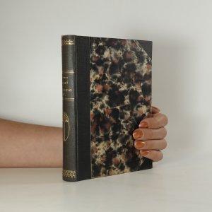 náhled knihy - Josef Balsamo. IV. díl.