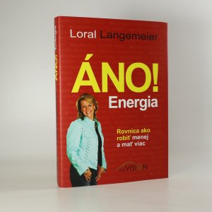náhled knihy - Áno! Energia