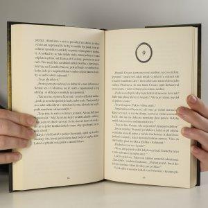 antikvární kniha Pavoučí síť : historický román, 2013