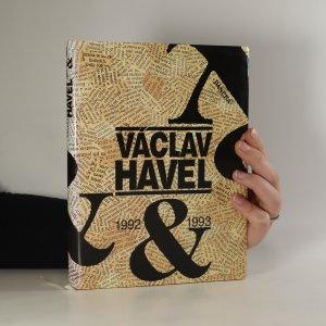 náhled knihy - Václav Havel. 1992 -1993