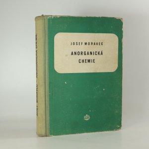 náhled knihy - Anorganická chemie