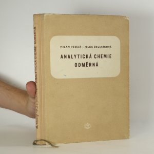 náhled knihy - Analytická chemie odměrná