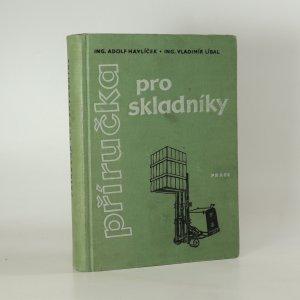 náhled knihy - Příručka pro skladníky