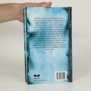 antikvární kniha Případ forchheimského rádce. Zločiny na Velké Moravě, 2016