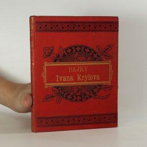 náhled knihy - Bajky Ivana Krylova. II. díl.