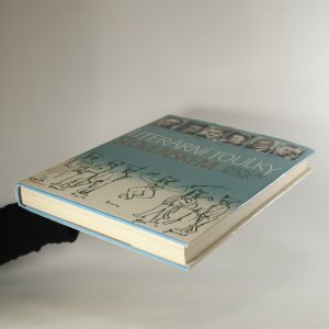 antikvární kniha Literární toulky Slovenskem, 1989