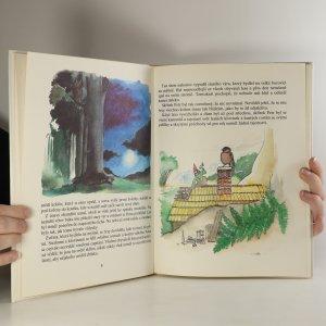 antikvární kniha Příhody skřítka Petra, 1992