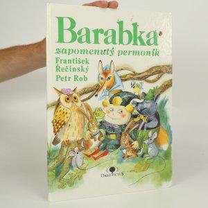 náhled knihy - Barabka. Zapomenutý permoník