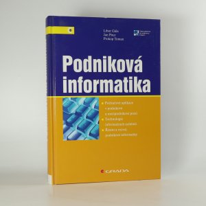 náhled knihy - Podniková informatika