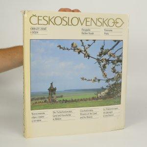 náhled knihy - Československo. Obrazy země a dějin