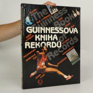 náhled knihy - Guinessova kniha rekordů