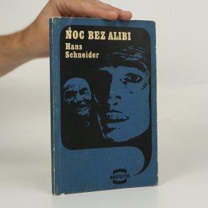 náhled knihy - Noc bez alibi