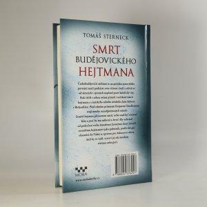 antikvární kniha Smrt budějovického hejtmana, 2017
