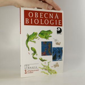náhled knihy - Obecná biologie pro gymnázia