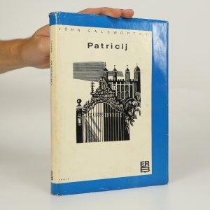 náhled knihy - Patricij
