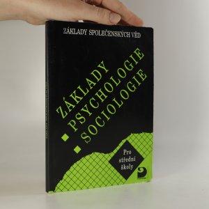 náhled knihy - Základy psychologie, sociologie pro střední školy