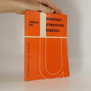 náhled knihy - Technologie průmyslového knihařství