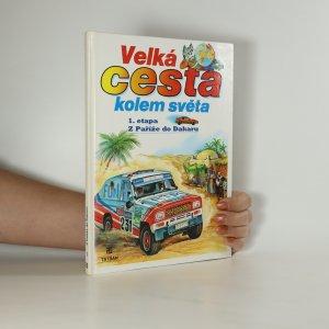 náhled knihy - Velká cesta kolem světa