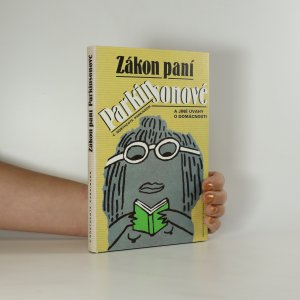náhled knihy - Zákon paní Parkinsonové a jiné úvahy o domácnosti