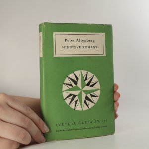 náhled knihy - Minutové romány