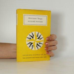 náhled knihy - Sicilské povídky