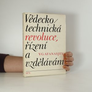náhled knihy - Vědecko-technická revoluce, řízení a vzdělávání