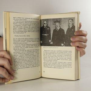 antikvární kniha Mnichov a Edvard Beneš, 1968