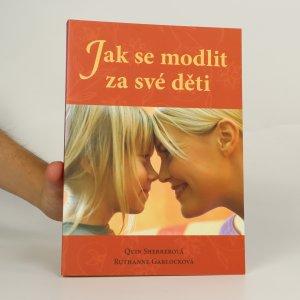 náhled knihy - Jak se modlit za své děti