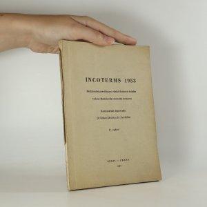 náhled knihy - Incoterms 1953. Mezinárodní pravidla pro výklad dodacích doložek