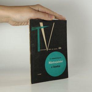 náhled knihy - Nástrojářství v kostce (kniha je politá kávou)