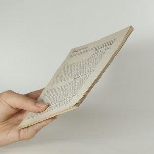 antikvární kniha Mraky do obrazu, neuveden