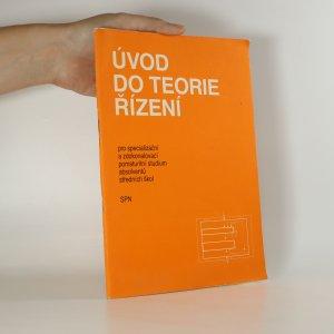 náhled knihy - Úvod do teorie řízení