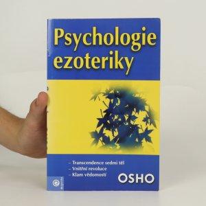 náhled knihy - Psychologie ezoteriky. Osho.