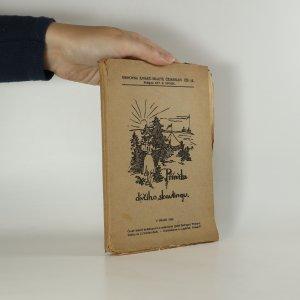 náhled knihy - Příručka dívčího skautingu