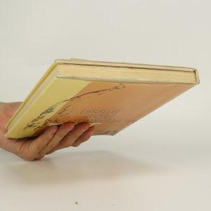 antikvární kniha Požár smyslů, 1977