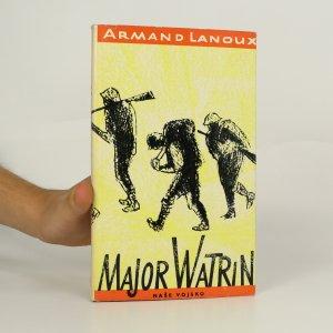 náhled knihy - Major Watrin