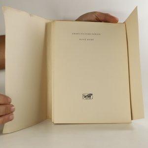antikvární kniha Francouzská poesie nové doby v překladech Viktora Dyka, 1957